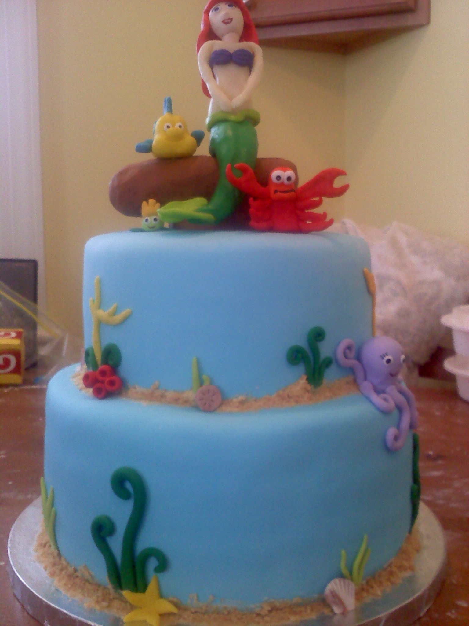 Little Rock Cake Decorating Class